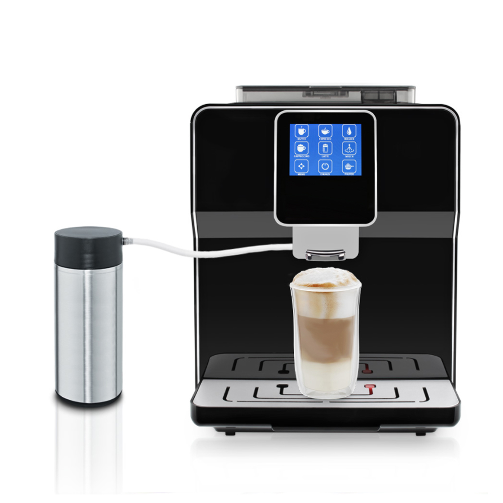 LL-A8H fully automatic coffee machine details 1